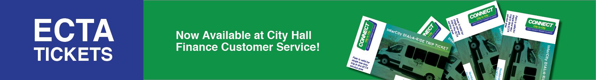 Thousand Oaks Transit ECTA Tickets Banner Image