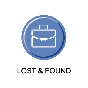 Lost & Found Button