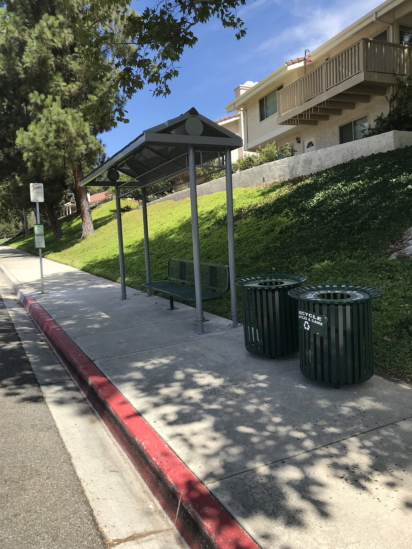 Thousand Oaks Transit Kanan Shuttle Bus Stop Improvement Image 4