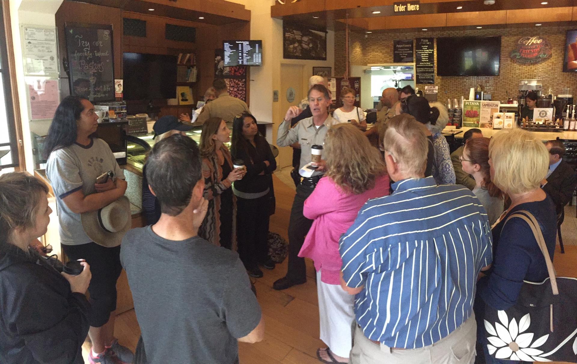 Citizen Engagement   Thousand Oaks, CA