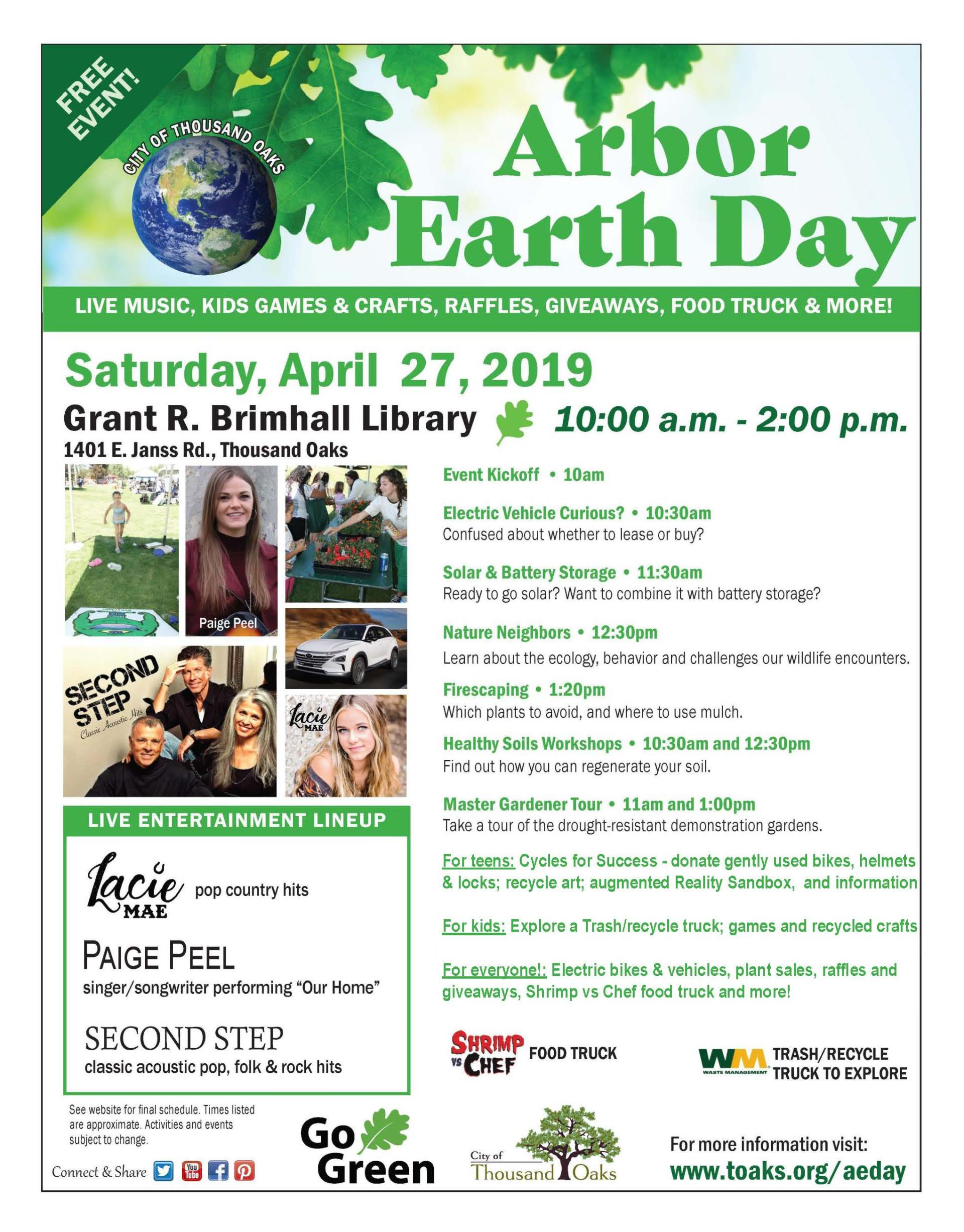 Arbor Earth Day FLYER RevFS