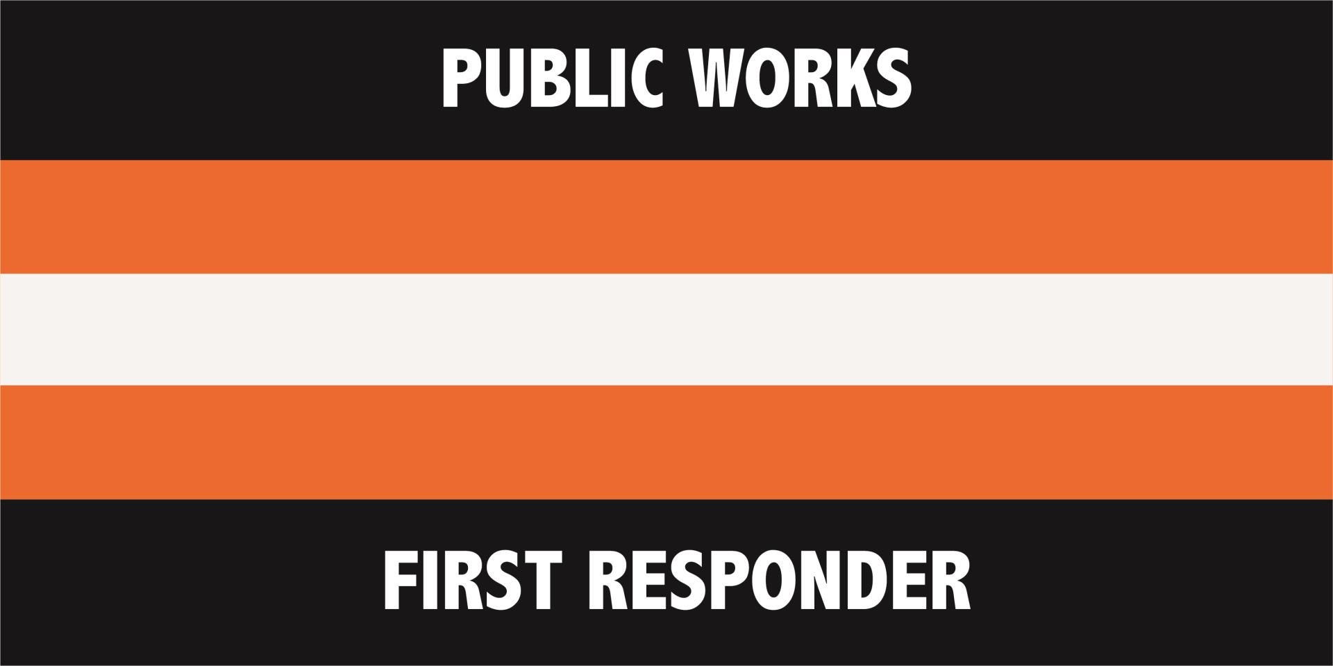 First Responder Graphic