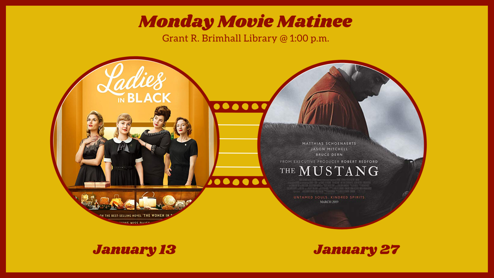 January Monday Movie