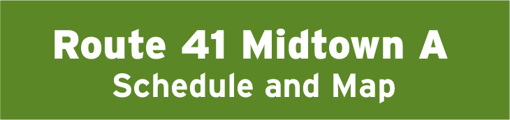 Route 41 Midtown A Schedule and Map