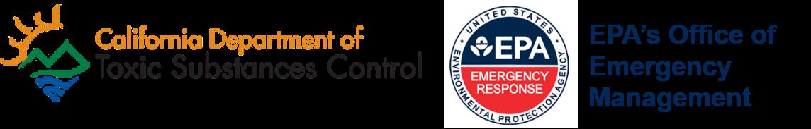 EPA-DTSC logos