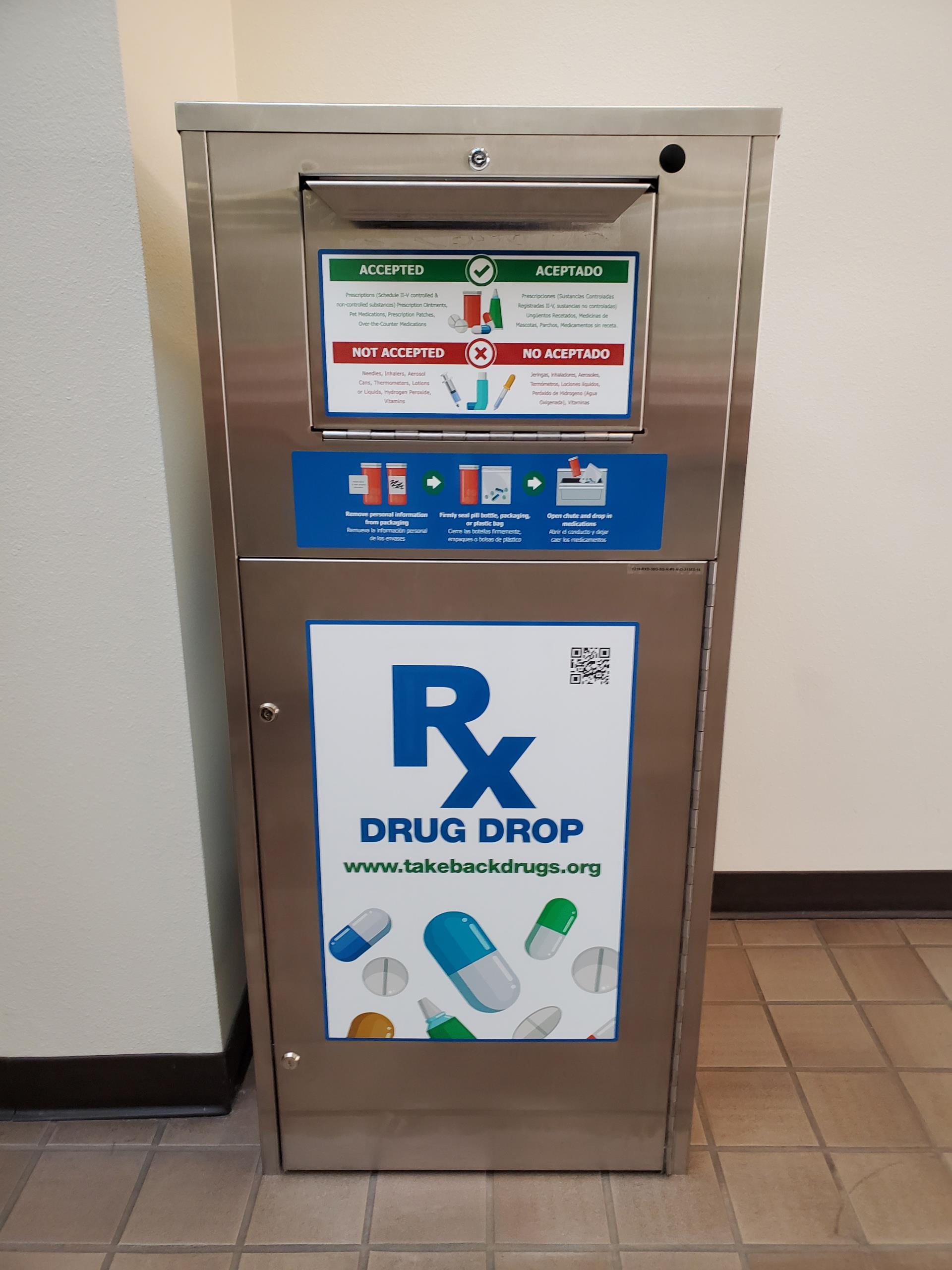 medication bin